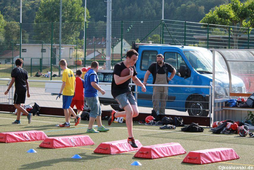 Try Out der Jugend Footballer der Marburg Mercenaries 048