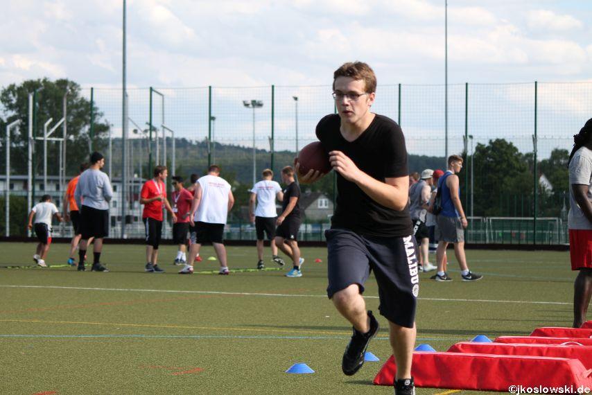Try Out der Jugend Footballer der Marburg Mercenaries 057