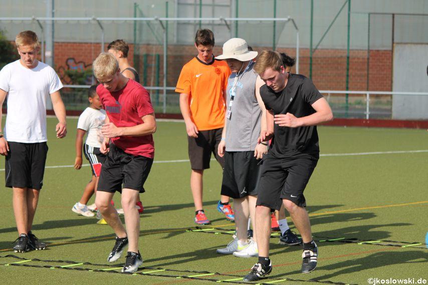 Try Out der Jugend Footballer der Marburg Mercenaries 062