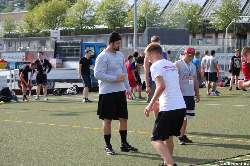 Try Out der Jugend Footballer der Marburg Mercenaries 064