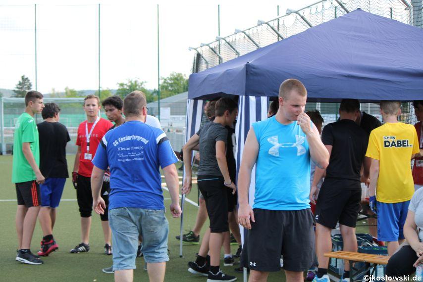Try Out der Jugend Footballer der Marburg Mercenaries 065