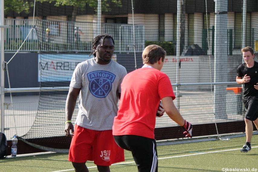 Try Out der Jugend Footballer der Marburg Mercenaries 069