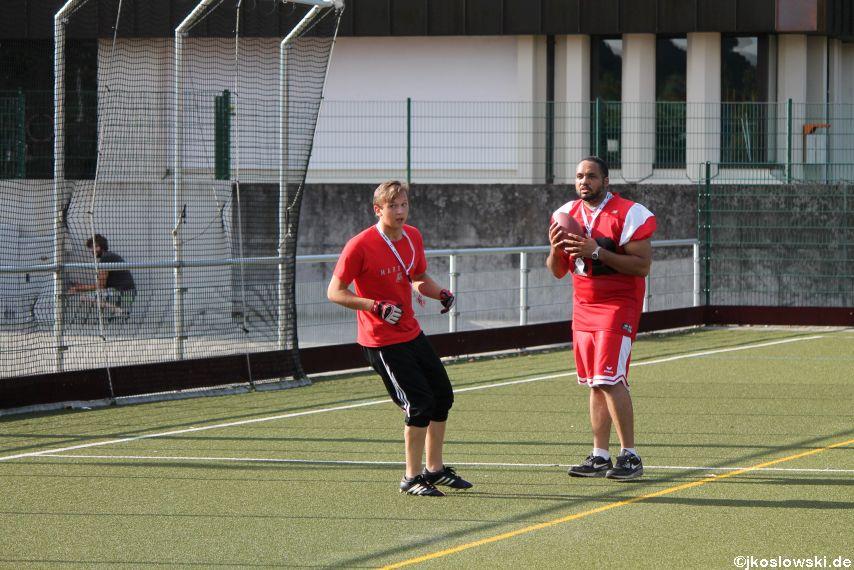 Try Out der Jugend Footballer der Marburg Mercenaries 070