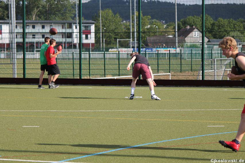 Try Out der Jugend Footballer der Marburg Mercenaries 072