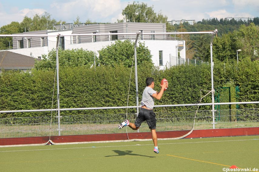 Try Out der Jugend Footballer der Marburg Mercenaries 075