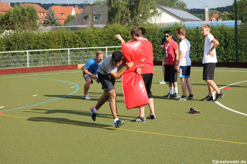 Try Out der Jugend Footballer der Marburg Mercenaries 076