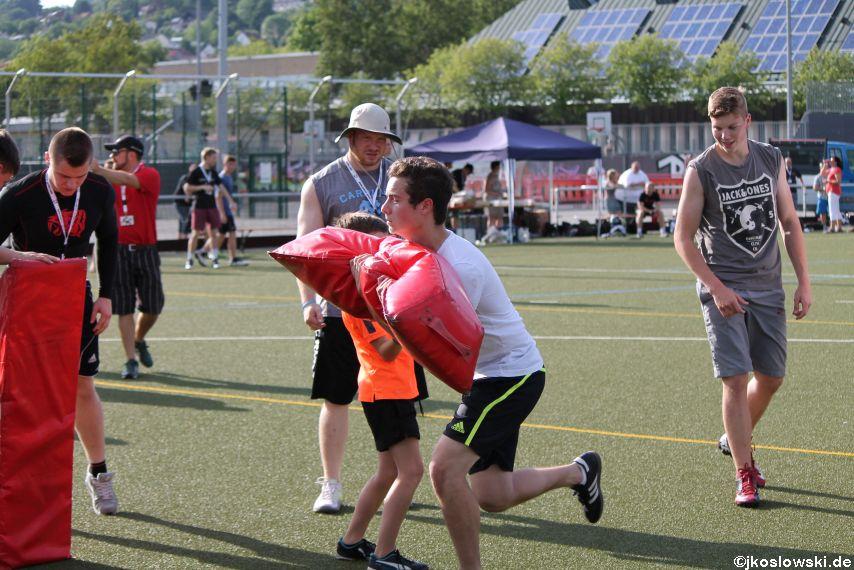 Try Out der Jugend Footballer der Marburg Mercenaries 081