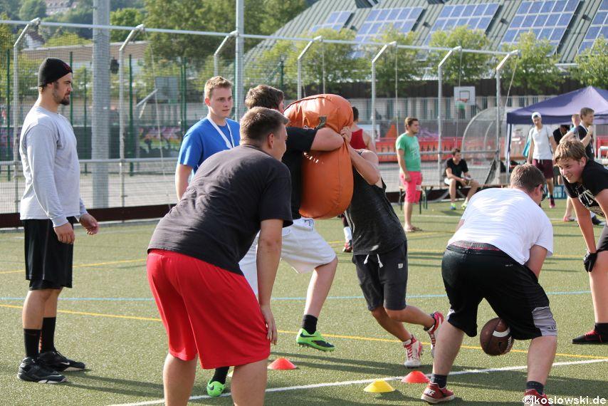 Try Out der Jugend Footballer der Marburg Mercenaries 084