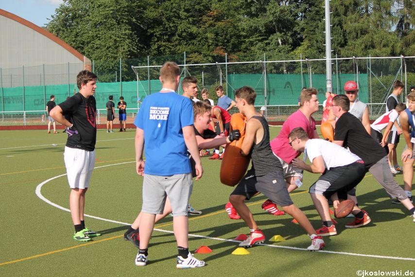 Try Out der Jugend Footballer der Marburg Mercenaries 088