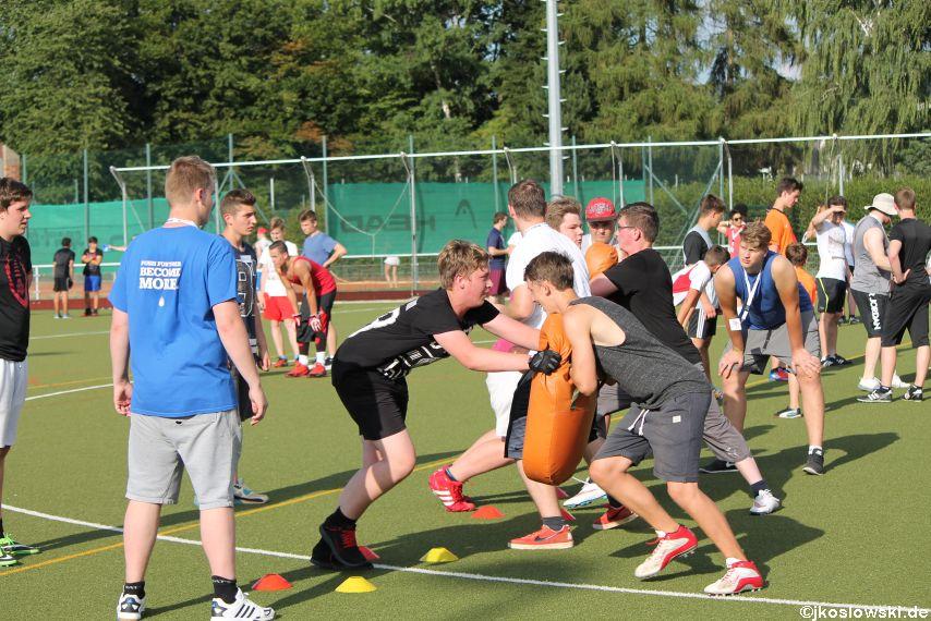 Try Out der Jugend Footballer der Marburg Mercenaries 089