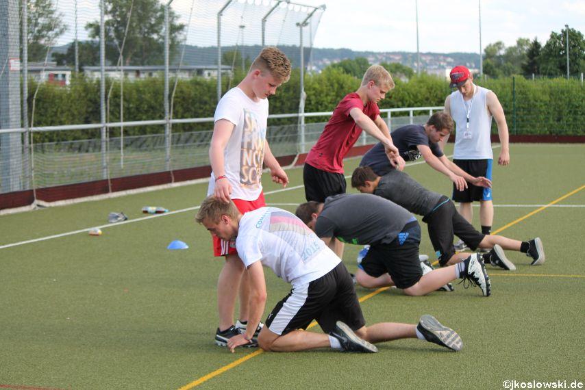 Try Out der Jugend Footballer der Marburg Mercenaries 098