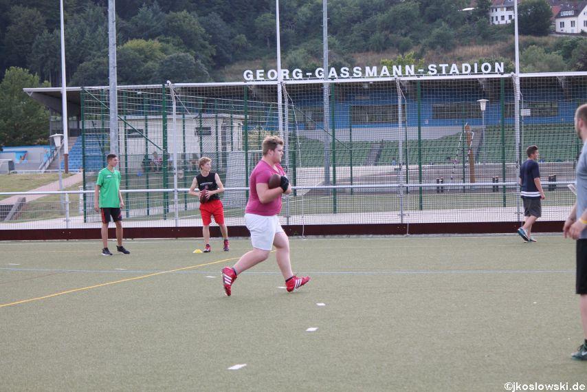Try Out der Jugend Footballer der Marburg Mercenaries 103