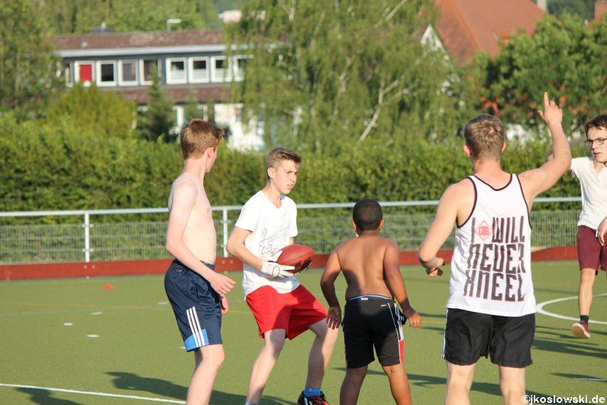 Try Out der Jugend Footballer der Marburg Mercenaries 112