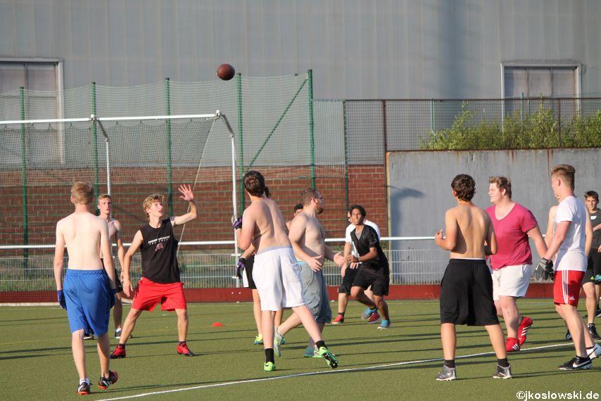 Try Out der Jugend Footballer der Marburg Mercenaries 115