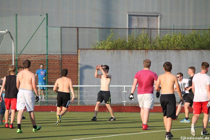 Try Out der Jugend Footballer der Marburg Mercenaries 116