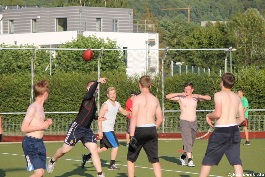 Try Out der Jugend Footballer der Marburg Mercenaries 119