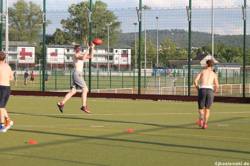 Try Out der Jugend Footballer der Marburg Mercenaries 122