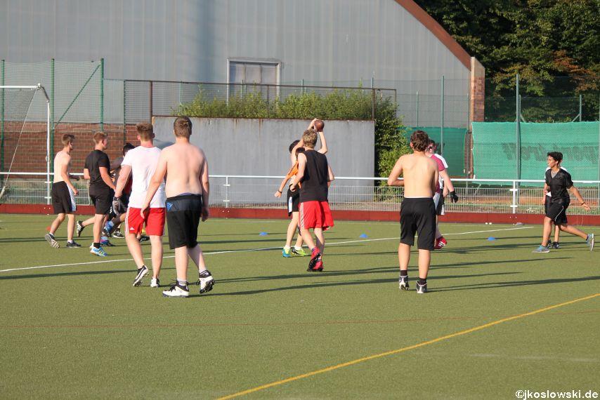 Try Out der Jugend Footballer der Marburg Mercenaries 127