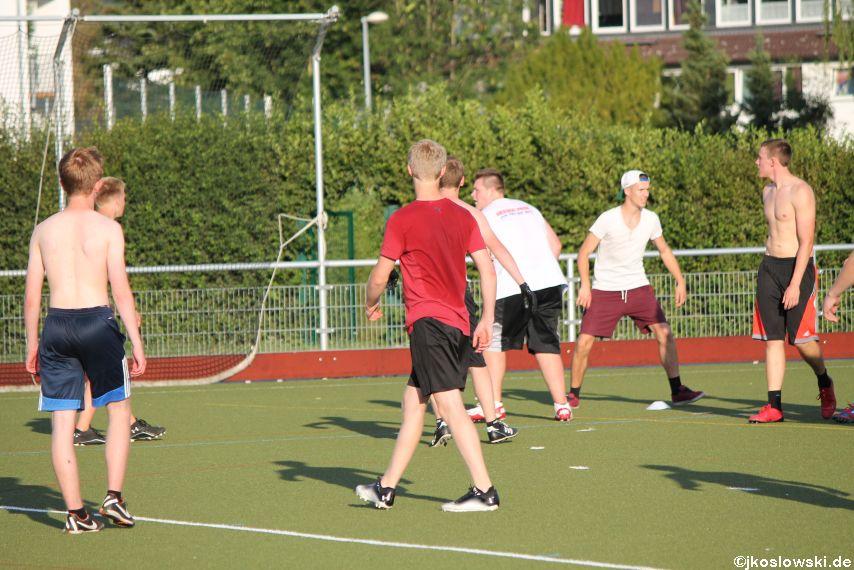 Try Out der Jugend Footballer der Marburg Mercenaries 128