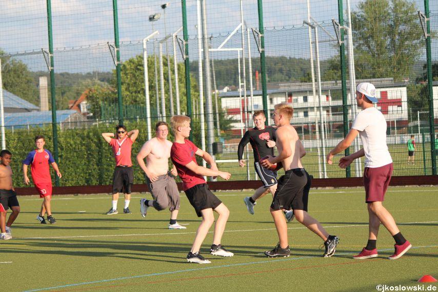 Try Out der Jugend Footballer der Marburg Mercenaries 133