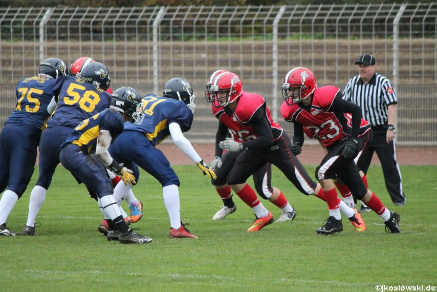 U17 Hanau Hornets vs. Marburg Mercenaries013