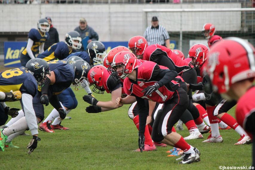 U17 Hanau Hornets vs. Marburg Mercenaries015