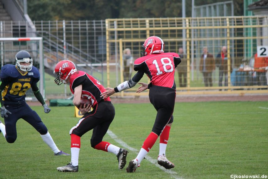 U17 Hanau Hornets vs. Marburg Mercenaries018