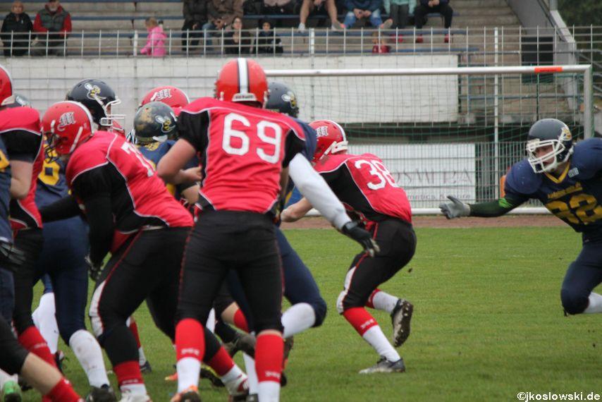 U17 Hanau Hornets vs. Marburg Mercenaries019