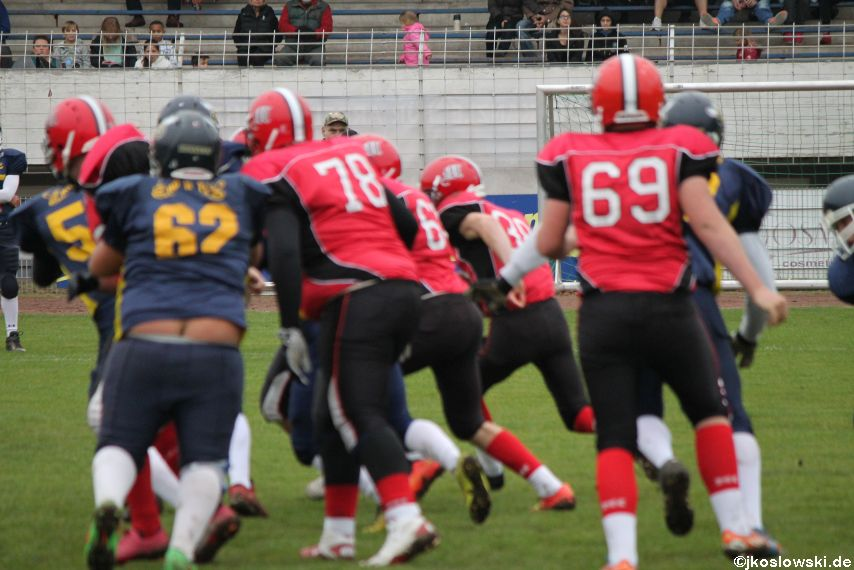 U17 Hanau Hornets vs. Marburg Mercenaries020