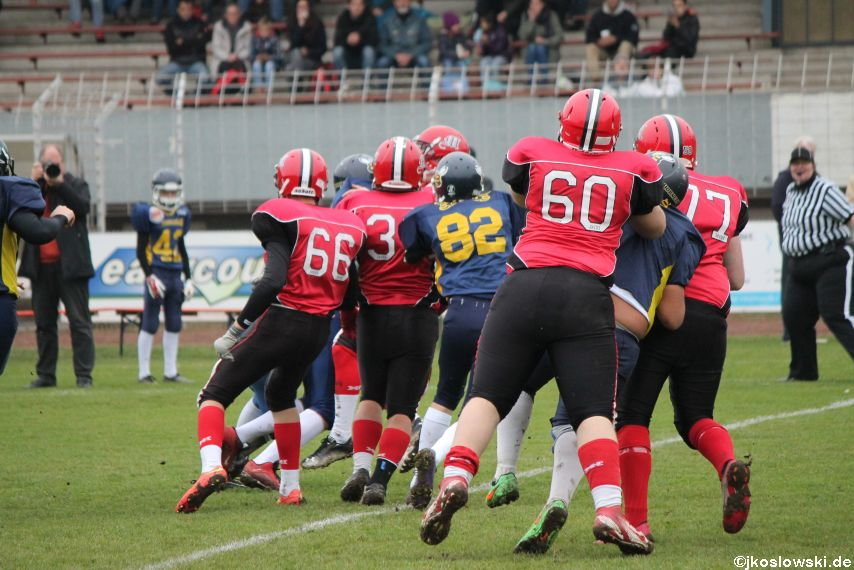 U17 Hanau Hornets vs. Marburg Mercenaries021