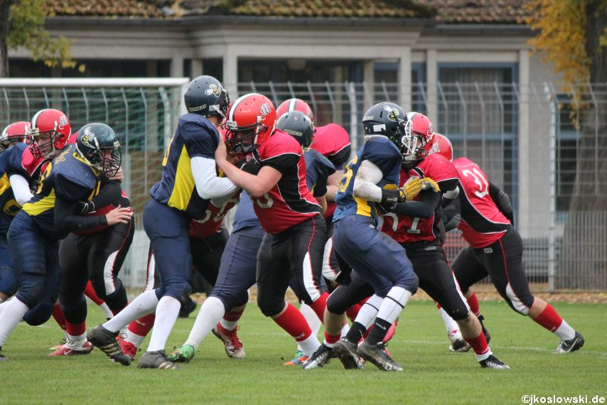 U17 Hanau Hornets vs. Marburg Mercenaries036