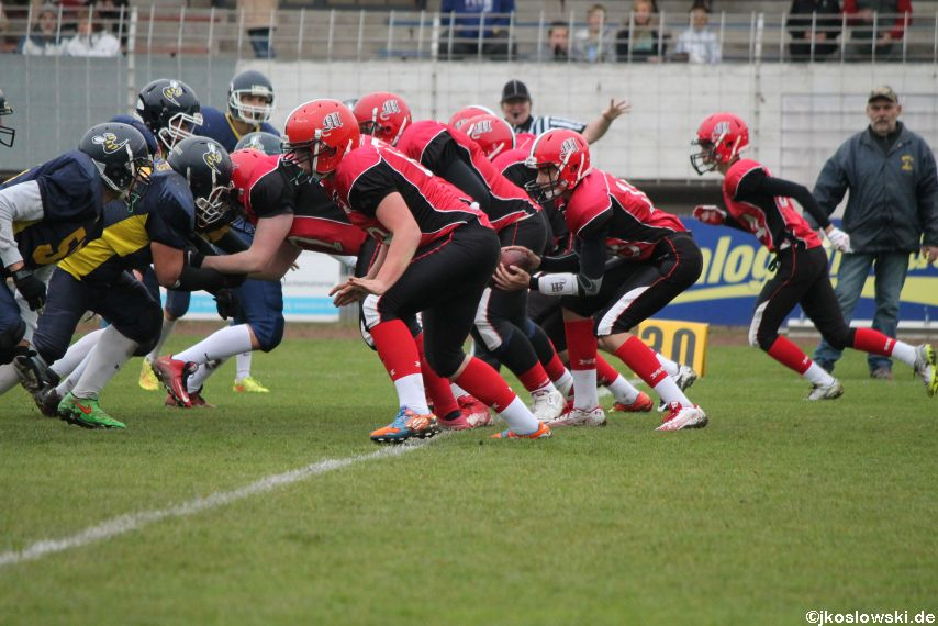 U17 Hanau Hornets vs. Marburg Mercenaries040