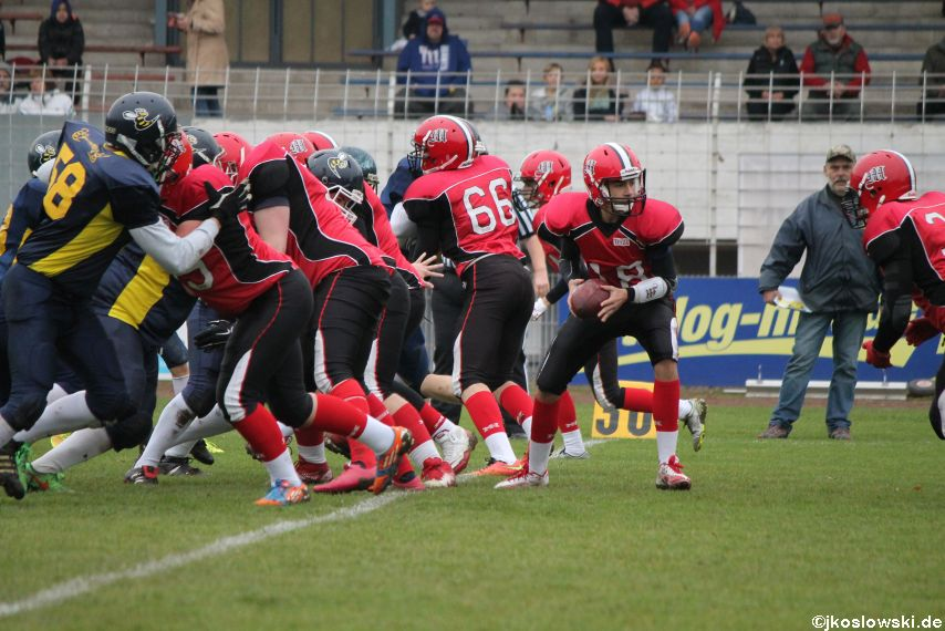 U17 Hanau Hornets vs. Marburg Mercenaries041