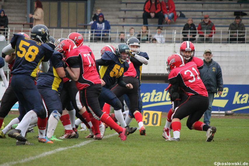 U17 Hanau Hornets vs. Marburg Mercenaries042