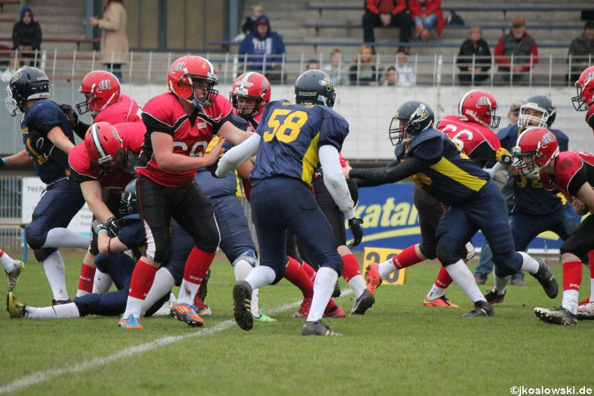 U17 Hanau Hornets vs. Marburg Mercenaries044