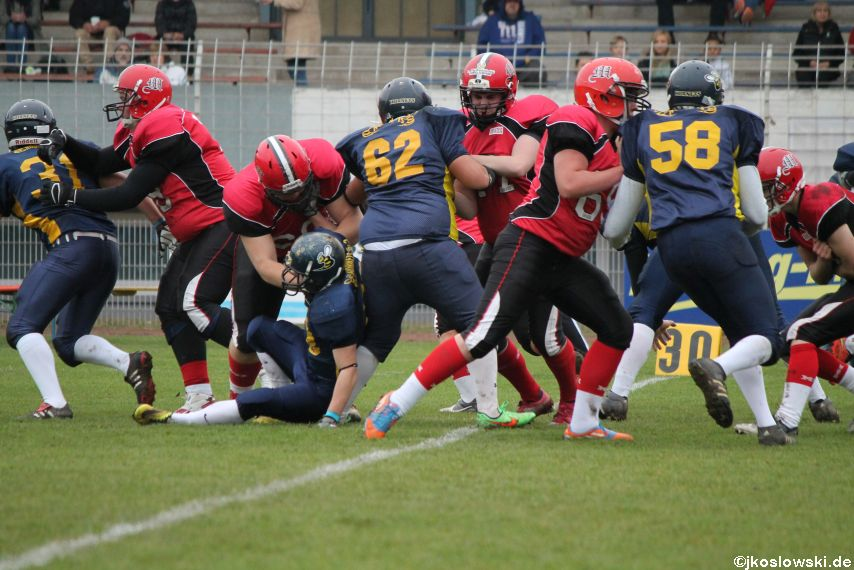 U17 Hanau Hornets vs. Marburg Mercenaries045
