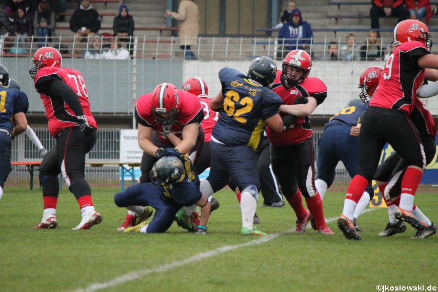 U17 Hanau Hornets vs. Marburg Mercenaries046