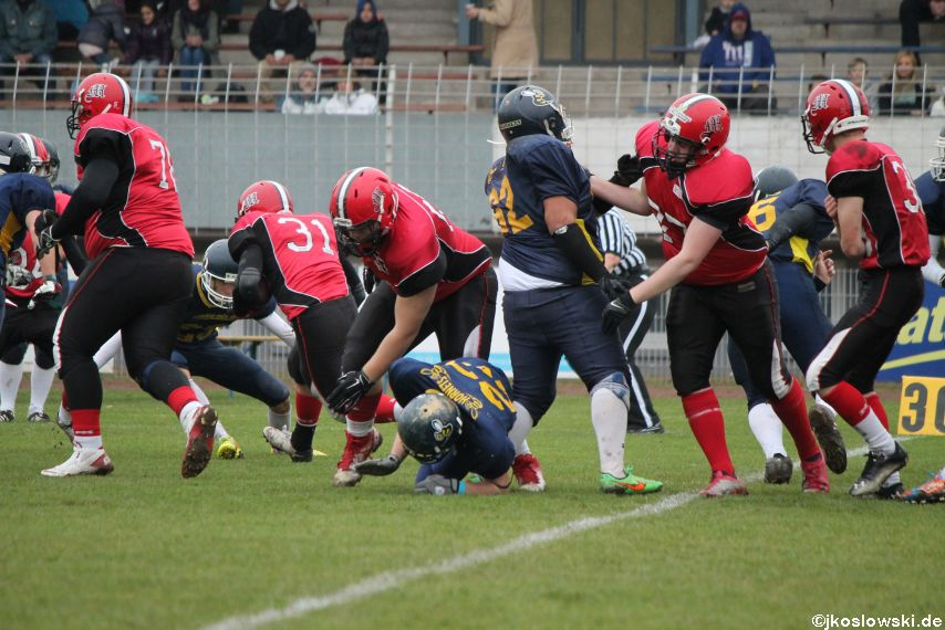 U17 Hanau Hornets vs. Marburg Mercenaries047