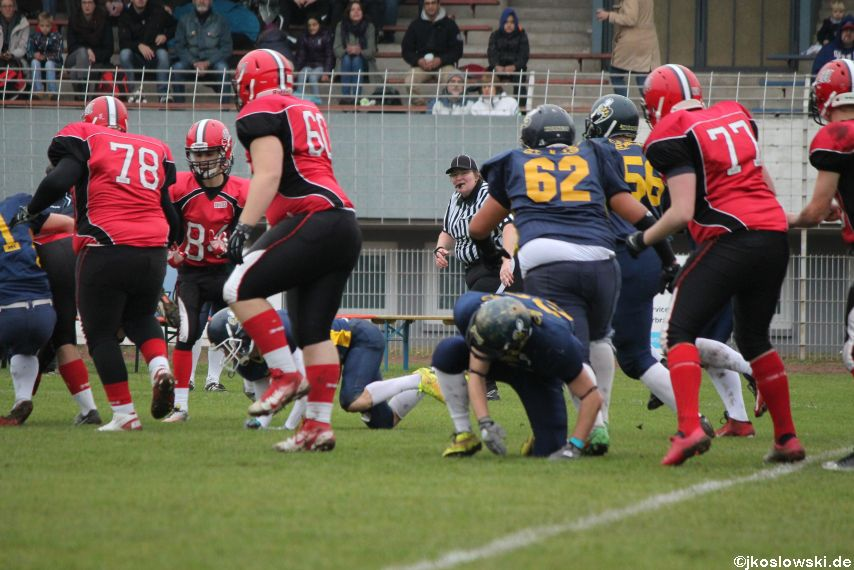 U17 Hanau Hornets vs. Marburg Mercenaries049