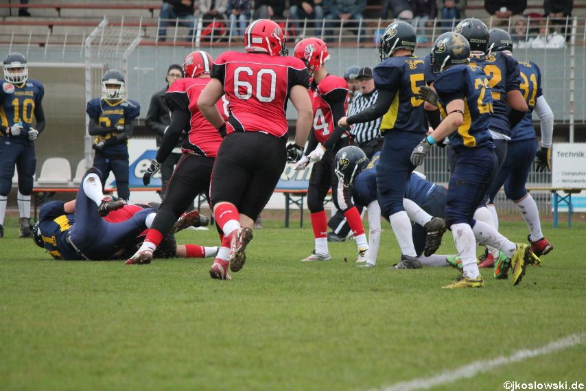 U17 Hanau Hornets vs. Marburg Mercenaries050