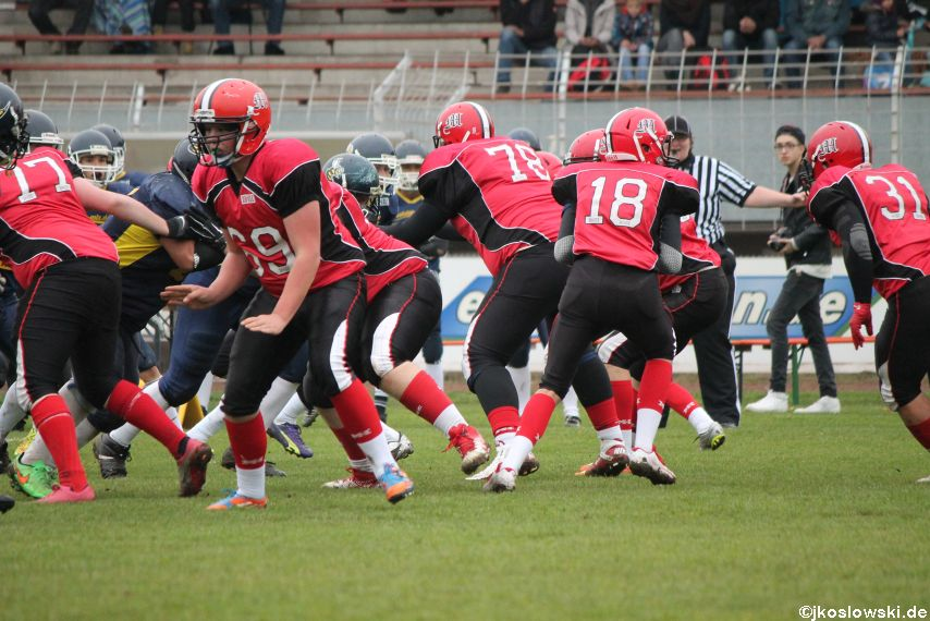 U17 Hanau Hornets vs. Marburg Mercenaries052