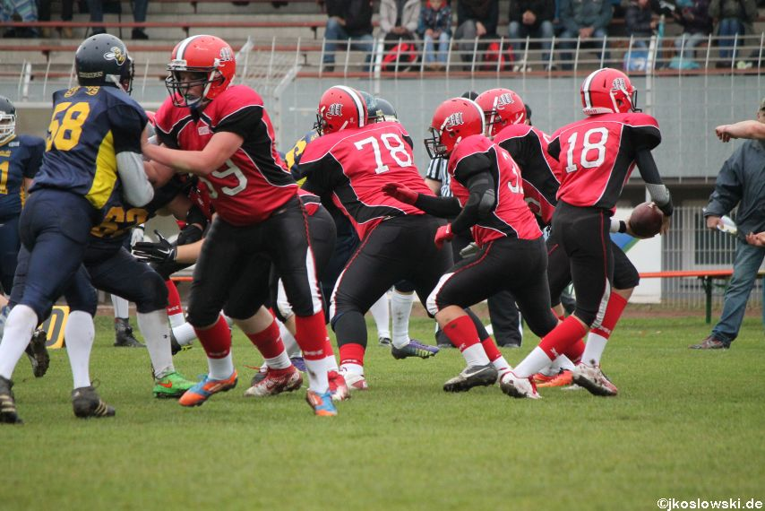 U17 Hanau Hornets vs. Marburg Mercenaries053