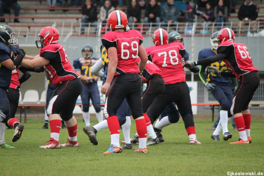 U17 Hanau Hornets vs. Marburg Mercenaries054