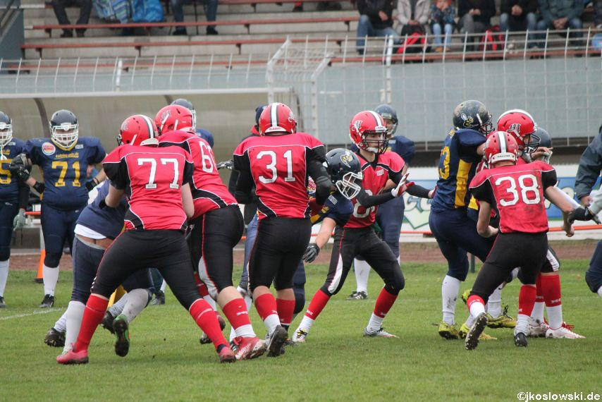 U17 Hanau Hornets vs. Marburg Mercenaries056