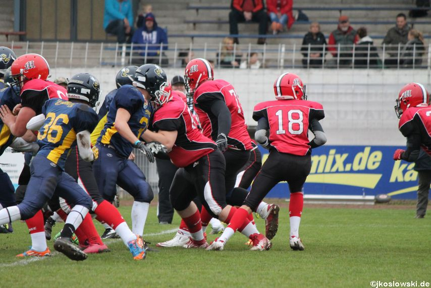 U17 Hanau Hornets vs. Marburg Mercenaries059