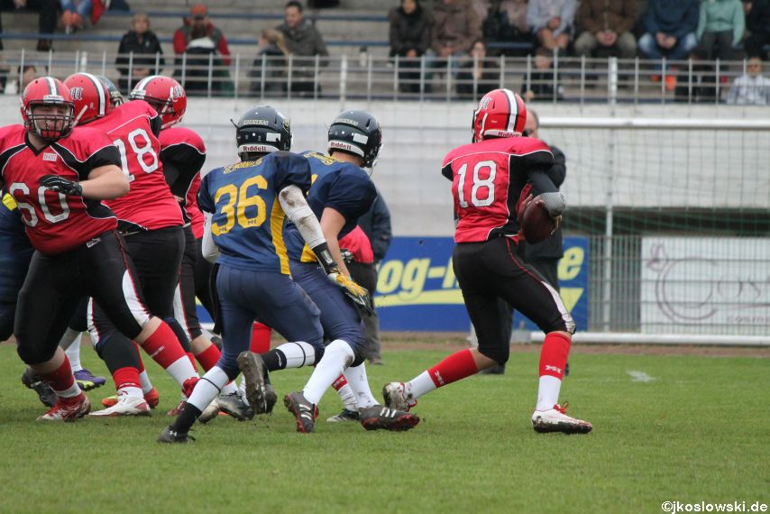 U17 Hanau Hornets vs. Marburg Mercenaries061