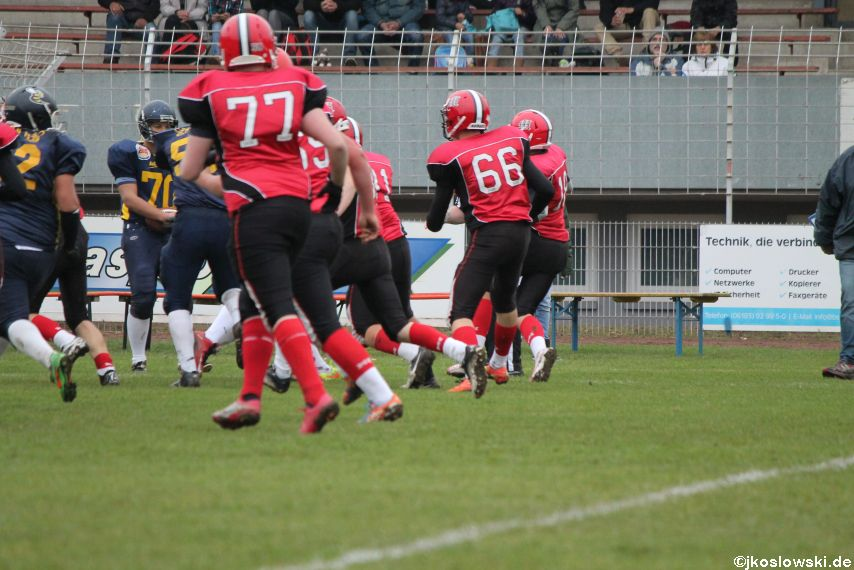 U17 Hanau Hornets vs. Marburg Mercenaries069
