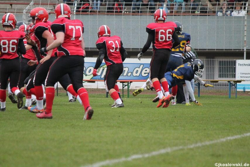 U17 Hanau Hornets vs. Marburg Mercenaries070
