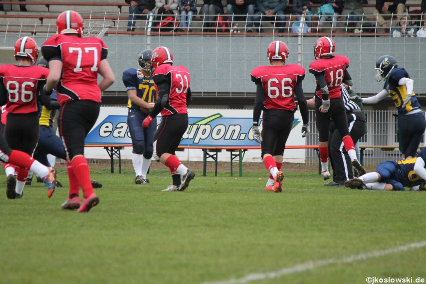 U17 Hanau Hornets vs. Marburg Mercenaries071