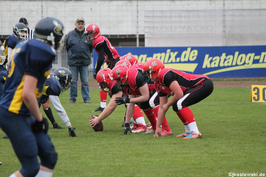 U17 Hanau Hornets vs. Marburg Mercenaries072